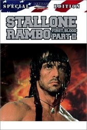 Rambo: First Blood 2 Special Edition on DVD