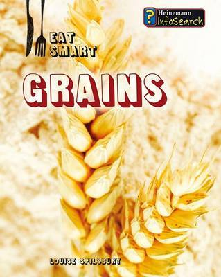 Grains by Louise A Spilsbury image