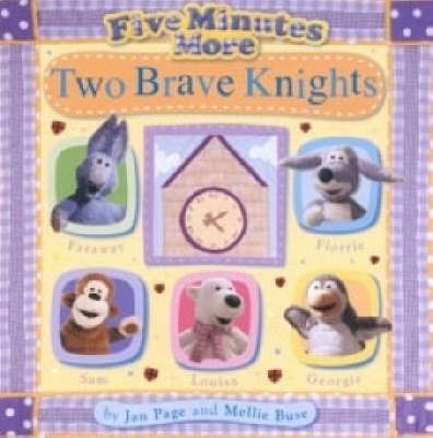 Two Brave Knights by Jan Page