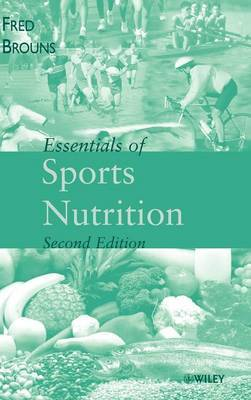 Essentials of Sports Nutrition by Fred Brouns image