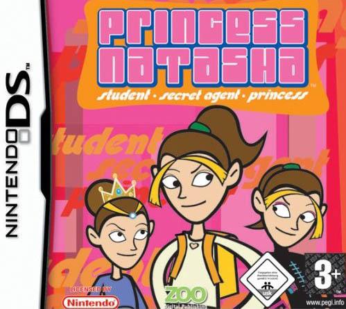 Princess Natasha: Student - Secret Agent for Nintendo DS image