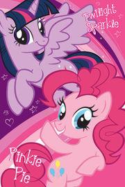 My Little Pony: Maxi Poster - Twilight Sparkle & Pinkie Pie (503)