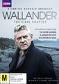 Wallander - Series 4 (The Final Chapter) on DVD
