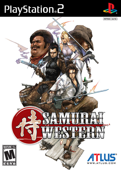 Samurai Western screenshot