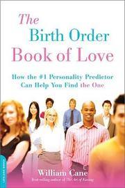 The Birth Order Book of Love by William Cane image