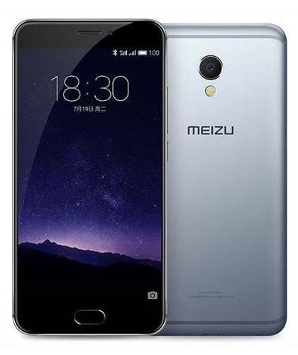 MEIZU MX6 Smartphone 4GB 32GB Grey image