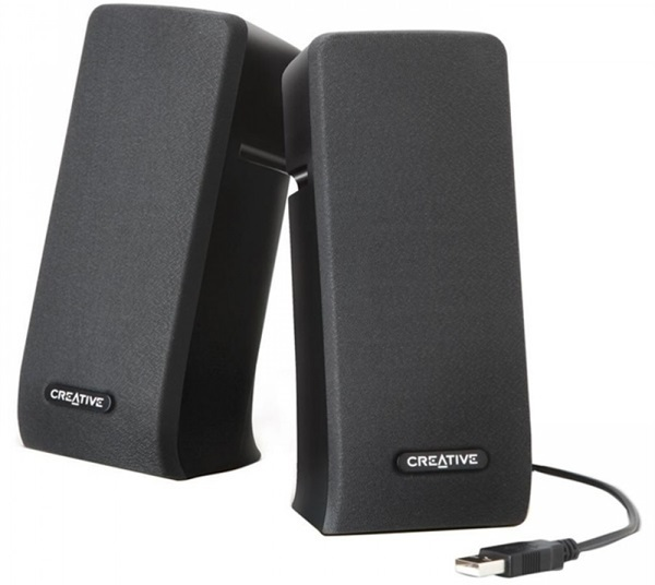 Creative SBSA35 Speakers 2.0 - Black