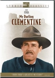 My Darling Clementine on DVD image