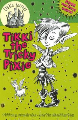 Tikki the Tricky Pixie by Tiffany Mandrake