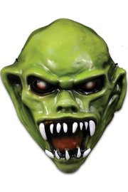 Goosebumps The Haunted Vacuform Mask