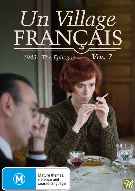 Un Village Francais - Vol. 7 on DVD