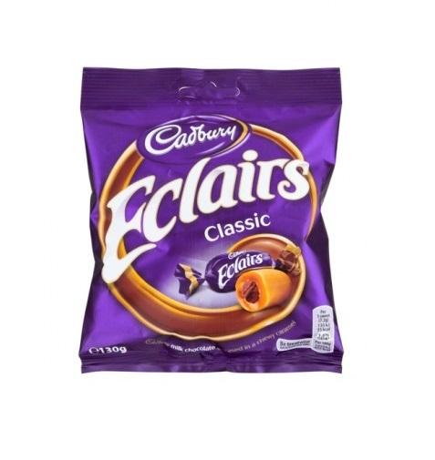 Cadbury Choc Eclairs 130g image