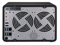 QNAP TS-653B-4G NAS,6BAY (NO DISK),4GB,CEL QC-1.5GHz,USB 3.0(5), GbE(2),TWR,2YR image