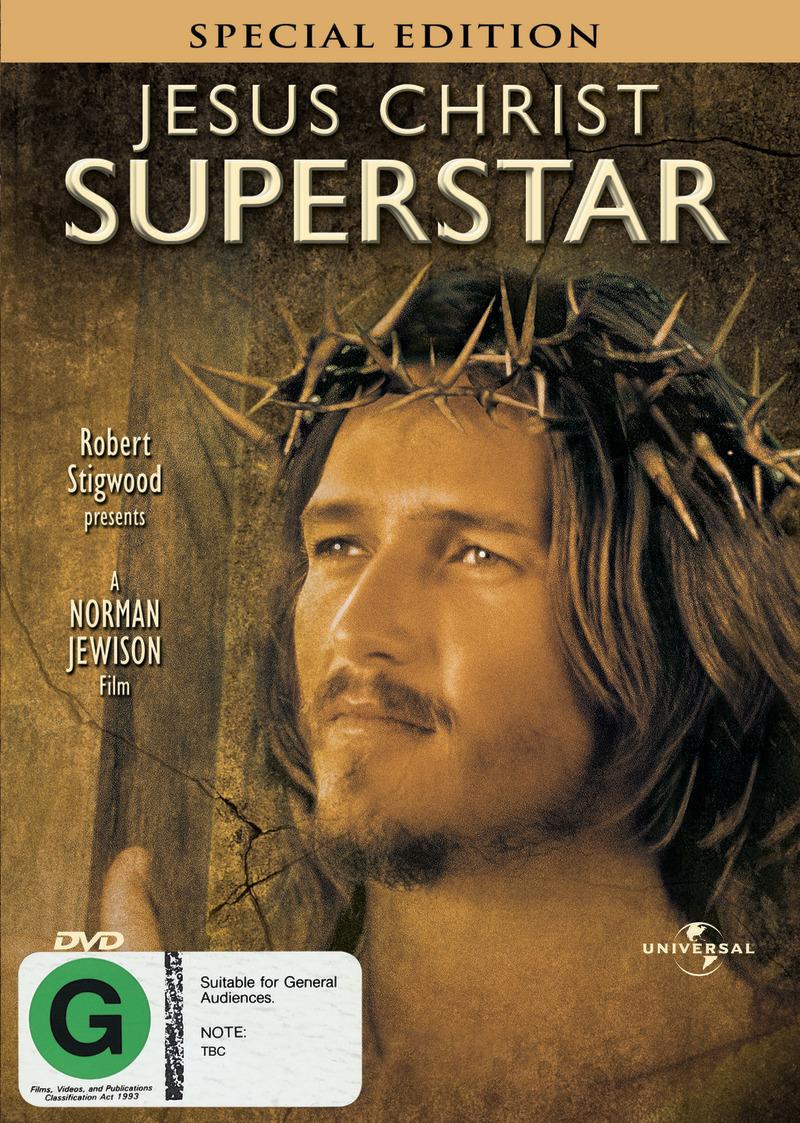 Jesus Christ Superstar (1973) - Special Edition on DVD image
