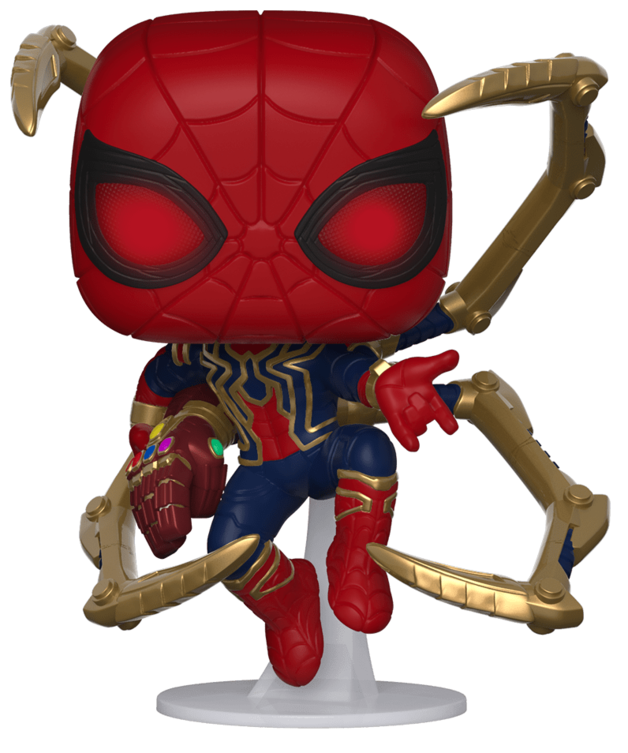 Avengers: Endgame - Iron Spider (with Nano Gauntlet) Pop! Vinyl Figure