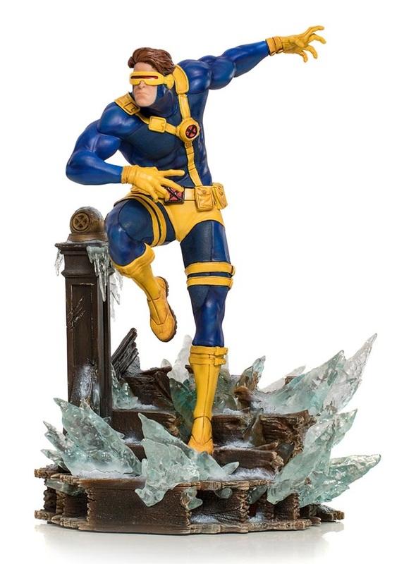 X-Men: Cyclops - 1/10 Battle Diorama Statue