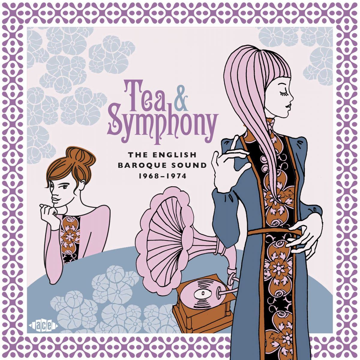 Tea & Symphony: The English Baroque Sound 1968-1974 by Various Artists image