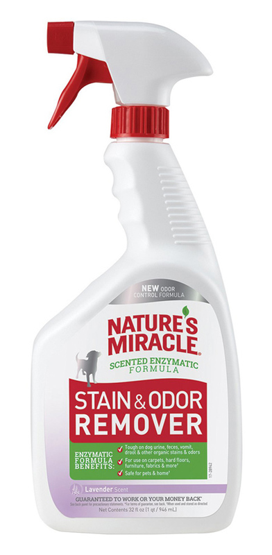 Natures Miracle: Scent Stain And Odour Remover for Dogs 946ml