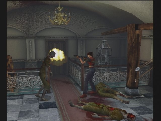 Resident Evil: Code Veronica X for PS2 image
