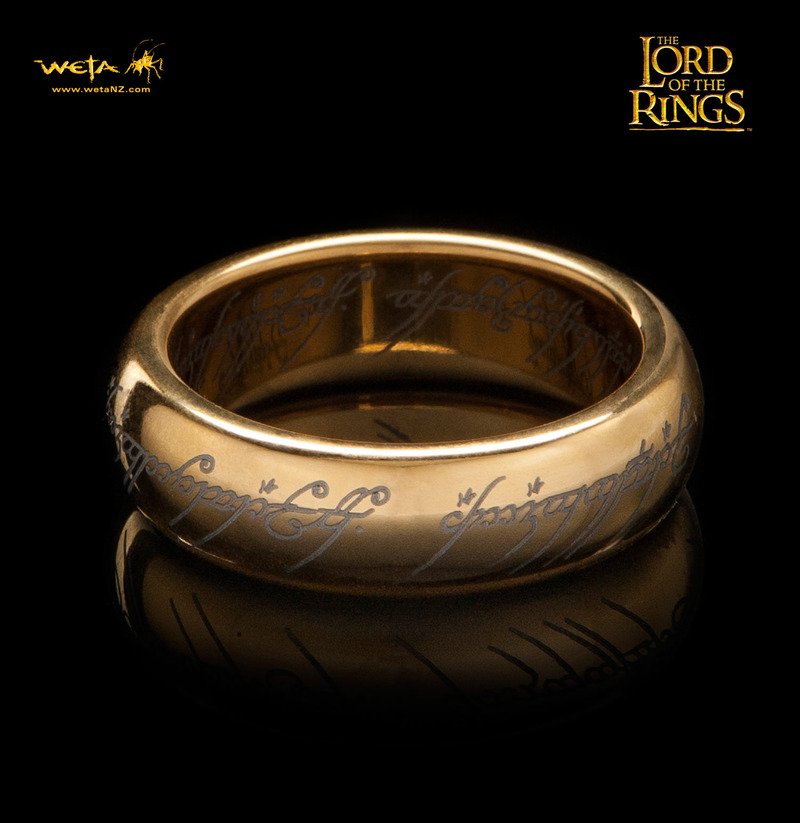 Lord of the Rings: The One Ring (size N½) image