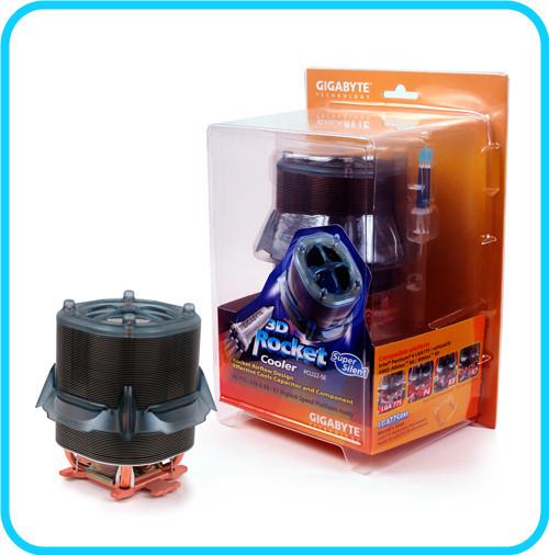 Gigabyte 3D Rocket Cooler GH-PCU22-SE