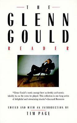The Glenn Gould Reader by Glenn Gould image