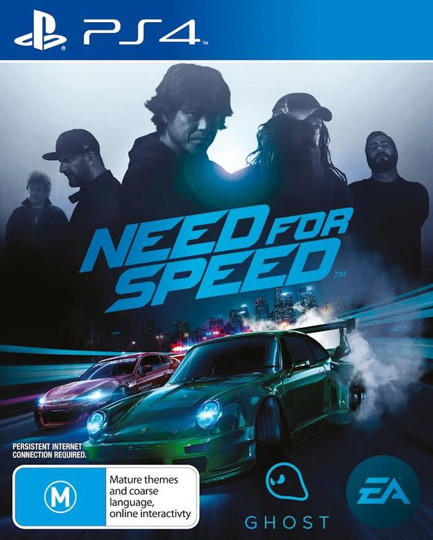 need for speed ps4 on sale now at mighty ape australia. Black Bedroom Furniture Sets. Home Design Ideas