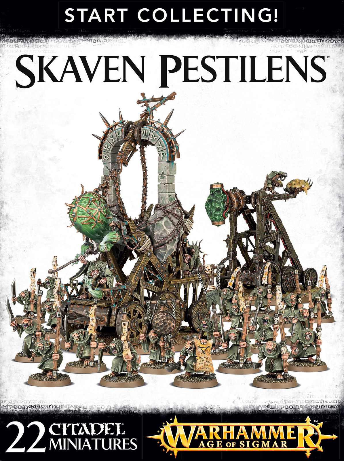 Warhammer Start Collecting: Skaven Pestilens image