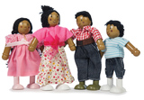 Le Toy Van: Happy Family Dolls Set