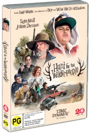 Hunt for the Wilderpeople DVD image