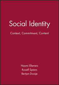 Social Identity: Context, Commitment, Content image