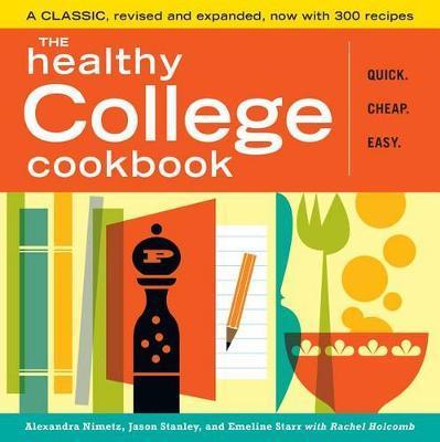 Health College Cookbook, the image