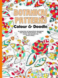 Botanical Patterns Colour & Doodle image
