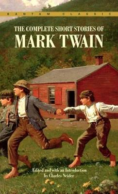 Complete Short Stories Of Mark Twain by Mark Twain ) image