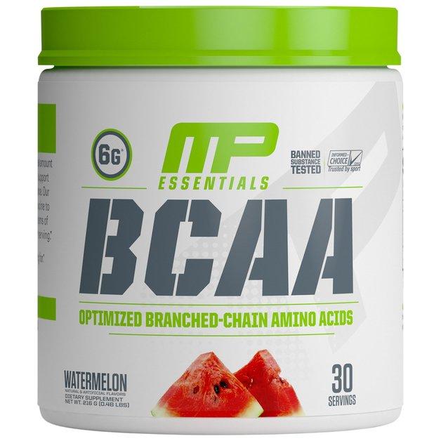 MusclePharm BCAA 3:1:2 Powder - Watermelon (30 Servings)