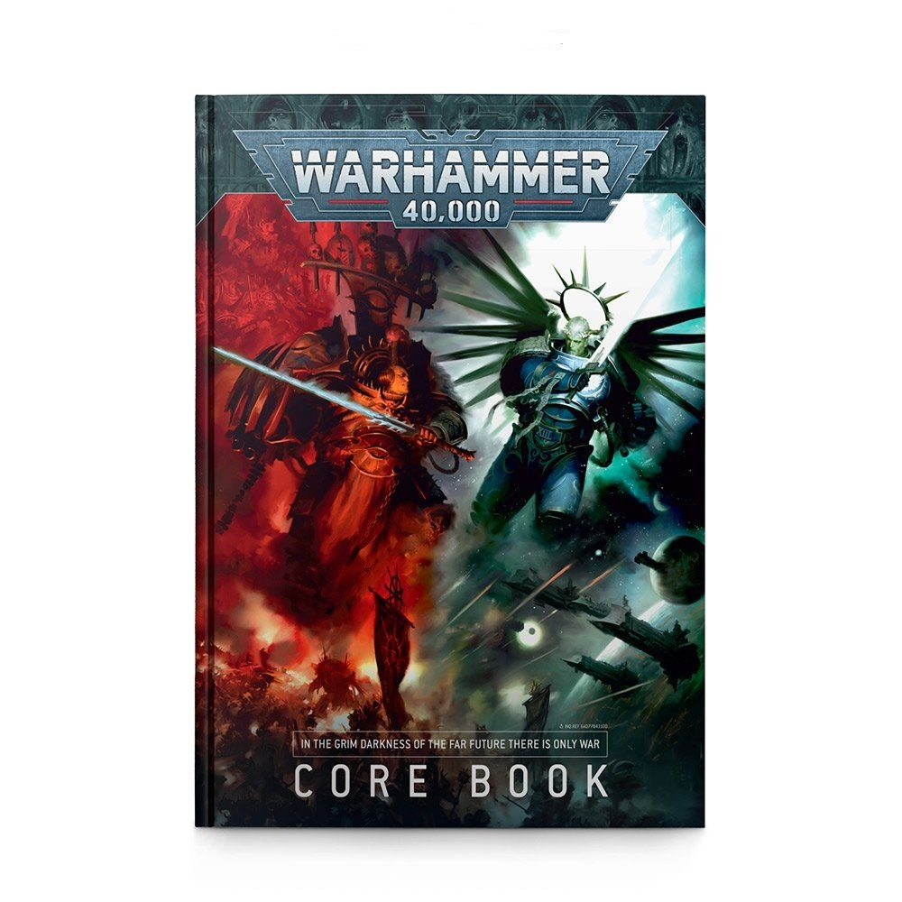 Warhammer 40,000: Core Book image