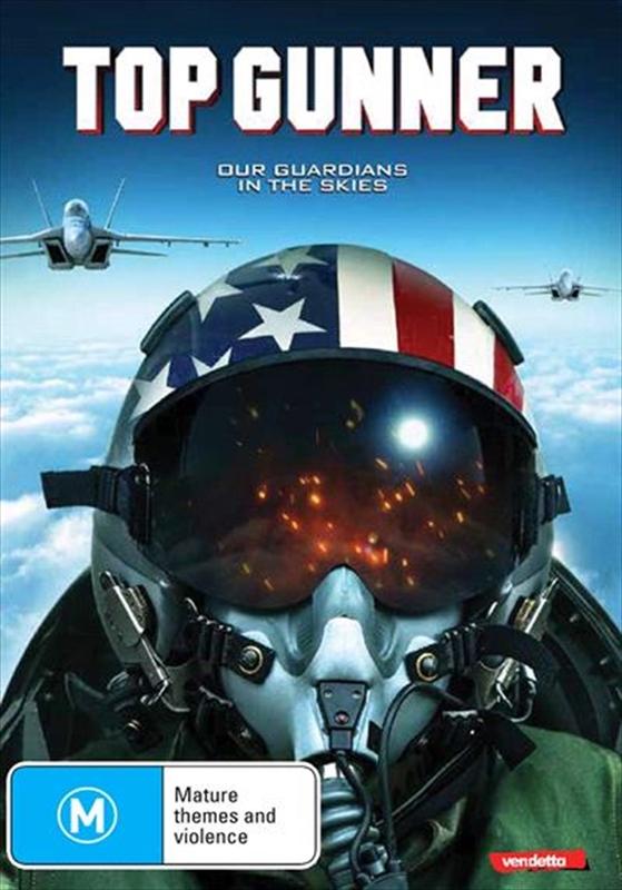 Top Gunner on DVD