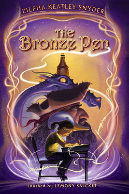 The Bronze Pen by Zilpha Keatley Snyder image