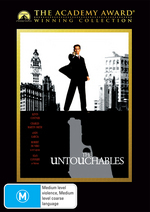 Untouchables, The (Academy Award Winning Collection) on DVD