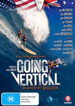 Going Vertical: The Shortboard Revolution on DVD