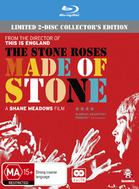 Made of Stone: The Stone Roses on Blu-ray