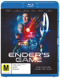 Ender's Game on Blu-ray