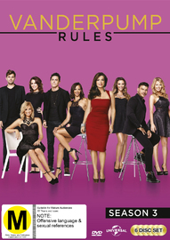 Vanderpump Rules - Season 3 on DVD