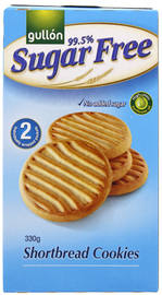 Gullon Sugar Free Shortbread Cookies