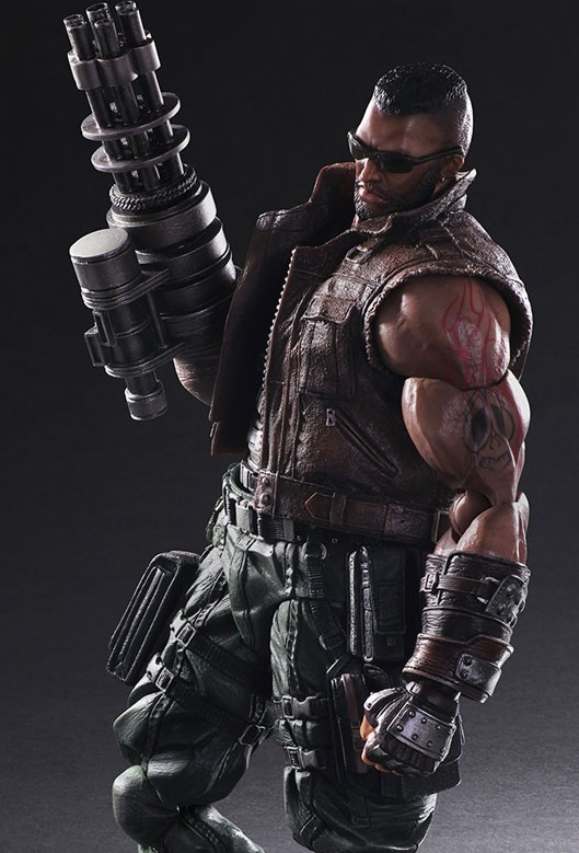 Final Fantasy: Barret Wallace - Play Arts Kai Figure image