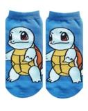 Pokemon: Squirtle Pose Socks