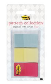 Post-it Flags Dispenser Pack - Carnival Full Colour (60 Pack)
