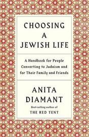 Choosing a Jewish Life by Anita Diamant image