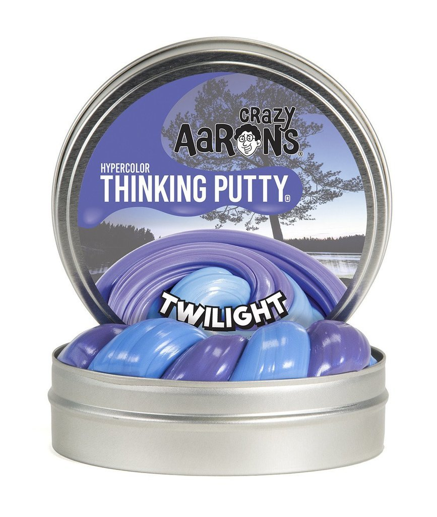 Crazy Aarons Thinking Putty: Twilight image
