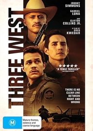 Three West on DVD